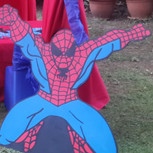 life size spiderman new